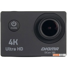 Action-камера Digma DiCam 380