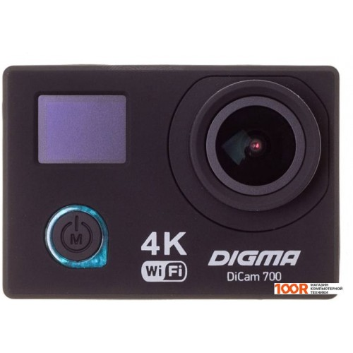 Action-камера Digma DiCam 700