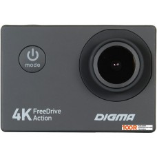 Action-камера Digma FreeDrive Action 4K