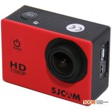 Action-камера SJCAM SJ4000 (красный)