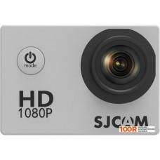 Action-камера SJCAM SJ4000 (серебристый)