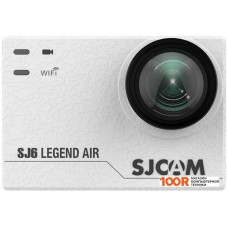Action-камера SJCAM SJ6 Legend Air (белый)