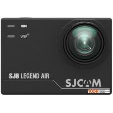 Action-камера SJCAM SJ6 Legend Air (черный)