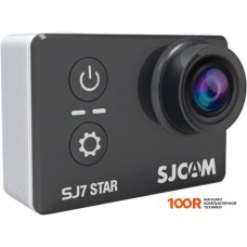 Action-камера SJCAM SJ7 STAR (черный)