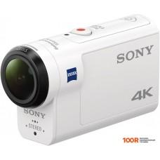 Action-камера Sony FDR-X3000 (корпус + водонепроницаемый чехол)