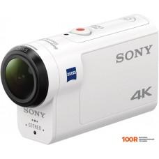 Action-камера Sony FDR-X3000R (корпус + комплект ДУ Live-View)