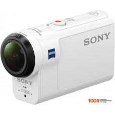 Action-камера Sony HDR-AS300 (корпус + водонепроницаемый чехол)