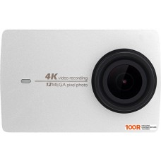 Action-камера YI 4K Action Camera (белый)