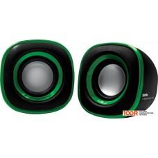 Акустическая система BBK CA-301S (черный/зеленый)