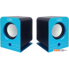 Акустическая система CBR CMS 303 (синий)