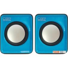 Акустическая система CBR CMS 90 (синий)