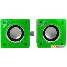 Акустическая система CBR Simple S27 (зеленый)