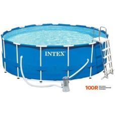 Бассейн Intex Metal Frame 28242NP (457x122)