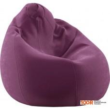 Бескаркасная мебель Moon Trade Груша 2 024 (фиолетовый)