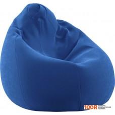 Бескаркасная мебель Moon Trade Груша 2 024 (синий)