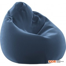 Бескаркасная мебель Moon Trade Груша 2 024 (темно-синий)