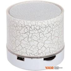 Беспроводная колонка ACTIV S10 LED mini (белый)