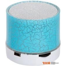 Беспроводная колонка ACTIV S10 LED mini (голубой)