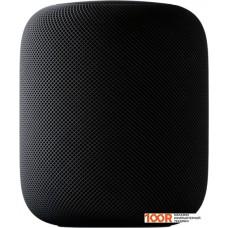Беспроводная колонка Apple HomePod (серый космос)
