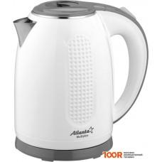 Чайник Atlanta ATH-2427 (белый)