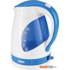 Чайник BBK EK1700P Белый/голубой