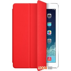 Чехол для планшета Apple iPad Air Smart Cover Red