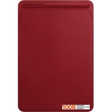 Чехол для планшета Apple Leather Sleeve for 10.5 iPad Pro Red