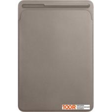 Чехол для планшета Apple Leather Sleeve for 10.5 iPad Pro Taupe [MPU02]