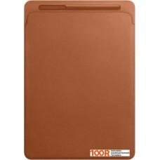 Чехол для планшета Apple Leather Sleeve for 12.9 iPad Pro Saddle Brown [MQ0Q2]