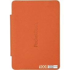 Обложка для электронной книги PocketBook Light оранжевая для PocketBook Mini (pbpuc-5-gyor-2s)