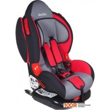 Детское автокресло BamBola Navigator Isofix (серый/красный) [KRES1525]