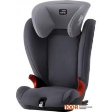 Детское автокресло Britax Romer Kidfix SL Black Series (серый)
