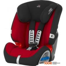 Детское автокресло Britax Romer Multi-Tech II (красный)