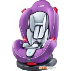 Детское автокресло Caretero Sport Classic (фиолетовый)