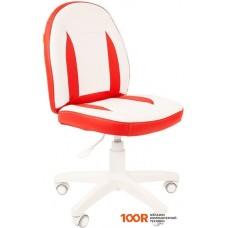 Детский стол CHAIRMAN Kids 122 (белый/красный)