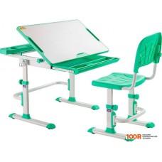Детский стол Cubby Disa (зеленый)