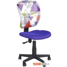 Детский стол Halmar JUMP (фиолетовый)