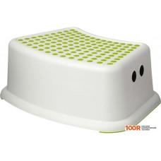 Детский стол Ikea Ферсиктиг (белый/зеленый) 103.647.16