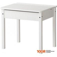 Детский стол Ikea Сундвик (белый) [203.661.40]
