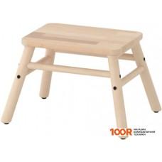 Детский стол Ikea Вильто (береза) 603.498.32