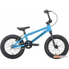 Детский велосипед Format Kids 14 (голубой, 2020)