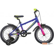 Детский велосипед Format Kids 16 (фиолетовый, 2020)