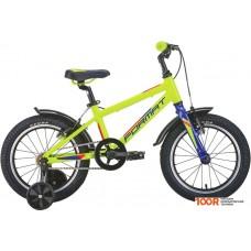 Детский велосипед Format Kids 16 (желтый, 2020)