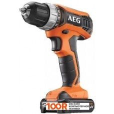Электродрель AEG Powertools BS 14G3 LI-153C 4935459628 (с 3-мя АКБ, кейс)