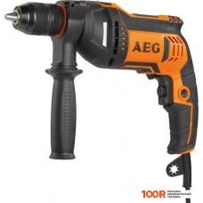 Электродрель AEG Powertools SBE 705 RE (4935442830)