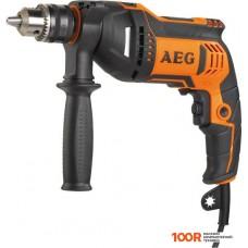 Электродрель AEG Powertools SBE 750 RZ (4935442840)