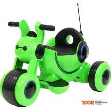 Детский электромобиль RiverToys HL300 (зеленый)