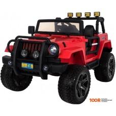 Детский электромобиль Wingo Jeep Wrangler 4x4 power lux