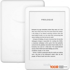 Электронная книга Amazon Kindle 2019 8GB (белый)