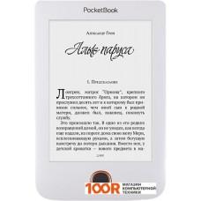 Электронная книга PocketBook 614 Plus (белый)